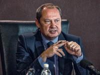 21 марта Александр Студеникин отчитается о своей работе по итогам 2018 года