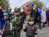 В Бийске стартовала акция «Георгиевская ленточка»