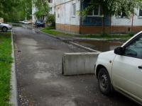 Администрация Бийска активизировала борьбу с парковками на газонах и детских площадках