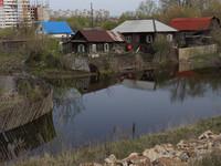 Бийские энергетики пришли на помощь жителям района Зеленый клин
