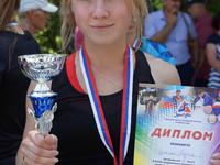 В Сростках прошли традиционные соревнования по бегу