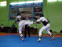 Прошли открытые турниры по каратэ и кобудо