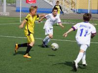 14 подростковых футбольных команд собрались в Бийске