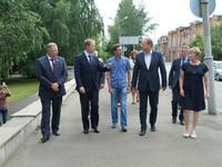 Взгляд изнутри: Виктор Томенко о промышленности и социальных проблемах Бийска