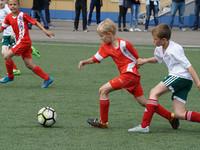 На стадионе «Юбилейный» состоялся турнир «Загрузи себя футболом»