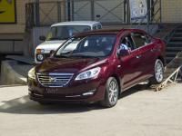 Большая китайская машина: Тест-драйв Lifan Cebrium