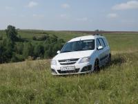 Тест-драйв Lada Largus: для работы и путешествий