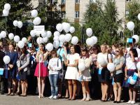В эту субботу, 25 мая, во всех школах Алтайского края прозвенит последний звонок