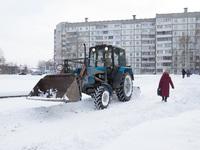 Плохую уборку дорог мэр Бийска объясняет поломкой техники и болеющими рабочими