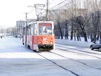 В новогоднюю ночь стоимость проезда на трамвае составит 35 рублей