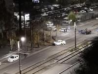 Участник ДТП с такси скрылся с места происшествия