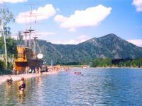 Проезд к «Бирюзовой Катуни» с 11 мая стал бесплатным