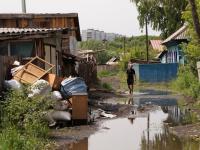 Пункты временного размещения на период паводка развернут в четырех школах Бийска