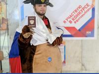 Бийчанин победил в одной из номинаций краевого фотоконкурса на выборах 18 марта
