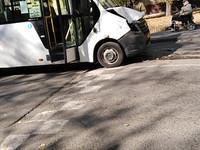 На дорогах Бийска стало больше ДТП с участием общественного транспорта
