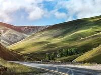 В ближайшие недели возобновятся ремонтные работы на дороге от Бийска до границы Республики Алтай