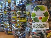 """Пункты приема отработанных батареек организованы в аптеках """"Эвалар"""""""