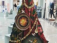 В Бийске стартовал ежегодный конкурс новогодних инсталляций