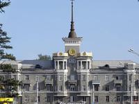 Путин присвоил Барнаулу звание «Город трудовой доблести»