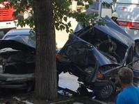 ДТП с участием нескольких машин произошло на улице Васильева