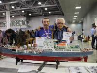 Бийчанин-судомоделист занял второе место на чемпионате России по стендовому судомоделизму