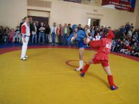В СДЮШОР №3 прошли соревнования по самбо и дзюдо в честь Дня Победы
