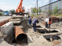 Испытания тепловых сетей выявили первые места для ремонта