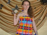 Осужденная бийчанка, спортсменка Татьяна Андреева победила в конкурсе красоты в Шипуновской исправительной колонии