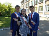 «Последний звонок»: выпускники Бийска завершили учебный год