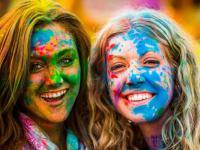 В Бийске пройдет второй Фестиваль красок