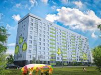 В Бийске появится многоэтажка с большим количеством просторных квартир