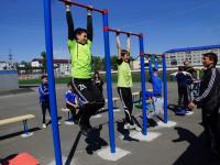 Бийские школьники победили на краевом Фестивале ГТО