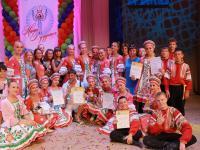 Ансамбль «Росинка» удостоен высших наград на трех международных конкурсах