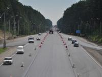 10 км обхода Бийска попали в план ремонта трассы Р-256 на 2019 год