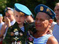 В Бийске отпразднуют День ВДВ и День ВМФ