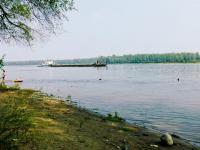 В Бийске планируют наращивать объемы грузоперевозок водным транспортом