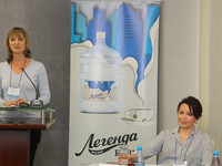 Первая в Сибири вода для бизнеса