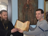 В Бийской епархии отметили День православной книги