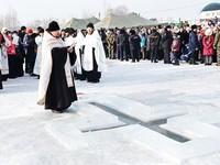 В Бийске пройдет празднование Крещения