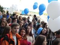 15 сентября Бийск вновь примет участие в Параде российского студенчества