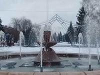 Новый фонтан на Петровском бульваре прошел первую проверку