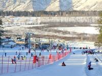 """Этой зимой в горнолыжном комплексе """"Манжерок"""" откроется первая на Алтае гондольная дорога"""