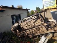 ДТП 27 августа: Водитель не пострадал, а машина разбилась «всмятку»