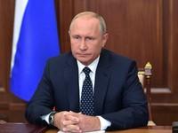 """Традиционная """"прямая линия"""" с президентом Владимиром Путиным пройдет 20 июня"""