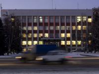 Место под Ледовый дворец вызвало споры на заседании Думы города