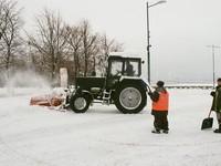 На сегодня, 1 марта, в Алтайском крае объявлено штормовое предупреждение