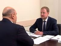 Губернатор Виктор Томенко рассказал, за решением каких проблем Алтайского края обратился к премьер-министру Михаилу Мишустину