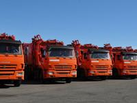 В Бийск направлены новые спецавтомобили для сбора твердых коммунальных отходов