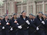 24 июня в Новосибирске состоится парад Победы