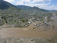 МЧС сообщило о паводковой ситуации в Алтайском крае